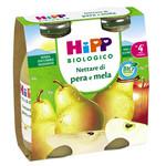 HIPP NETTARE DI PERA E MELA - DAL QUARTO MESE - 2 x 200 ML