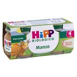 HIPP OMOGENEIZZATO MANZO - DAL QUARTO MESE - 4 x 80 G