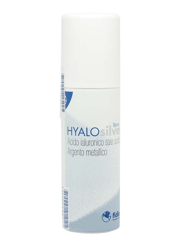 HYALOSILVER SPRAY MEDICAZIONE IN POLVERE SPRAY 125 ML