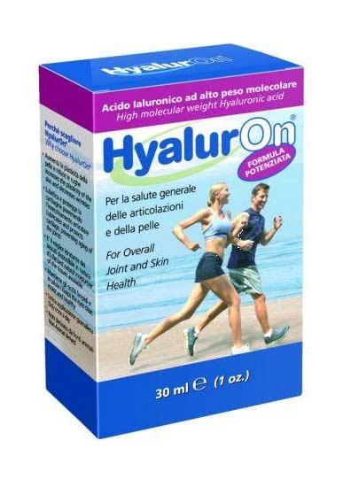 HYALURON INTEGRATORE DI ACIDO IALURONICO AD ASSUNZIONE ORALE - 30 ML