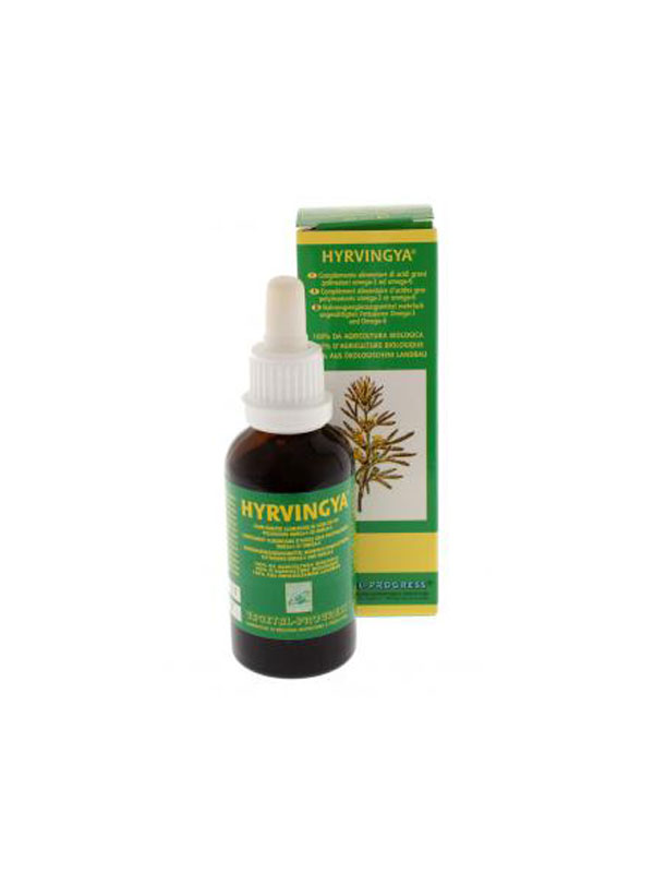 HYRVINGYA GOCCE 50 ML