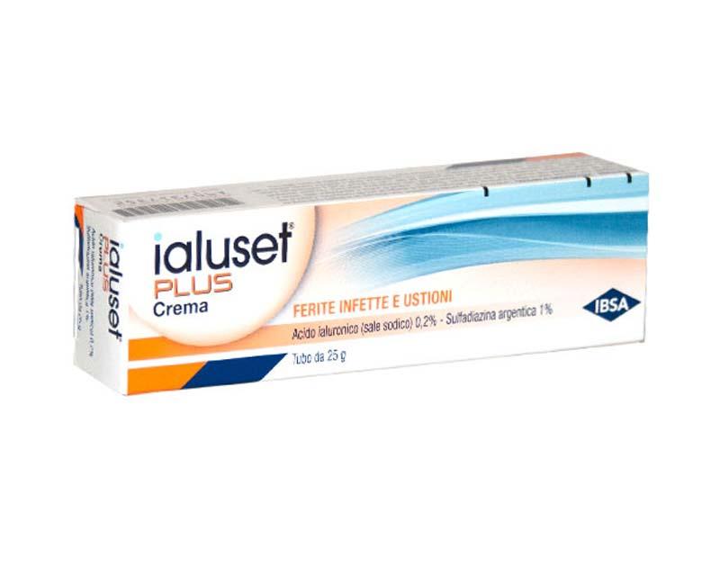 IALUSET® PLUS CREMA TUBO DA 25 G