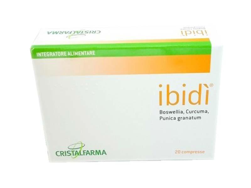 IBIDI' 20 COMPRESSE DA 1,4 G
