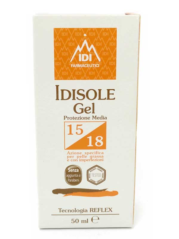 IDISOLE 15-18 GEL 50 ML