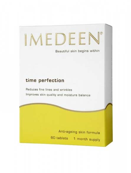 IMEDEEN TIME PERFECTION FORMULA ANTI AGE 60 COMPRESSE