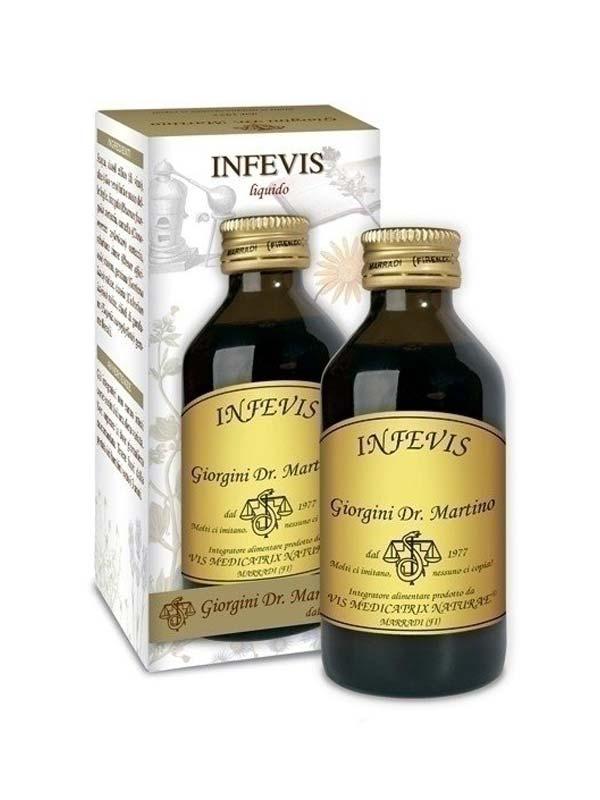 INFEVIS LIQUIDO ALCOOLICO 100 ML