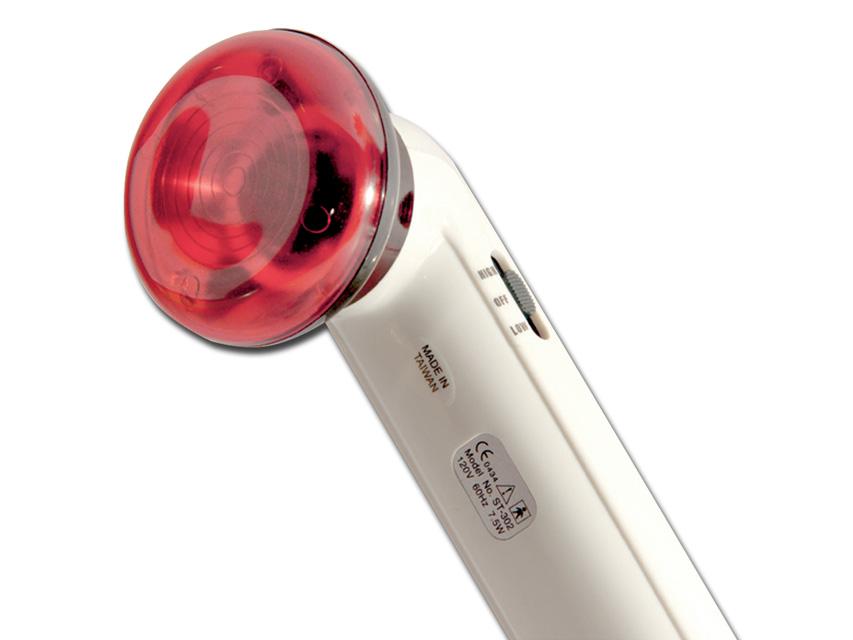 INFRAREX - apparecchio per terapia a infrarossi 230 V - 50-60 Hz