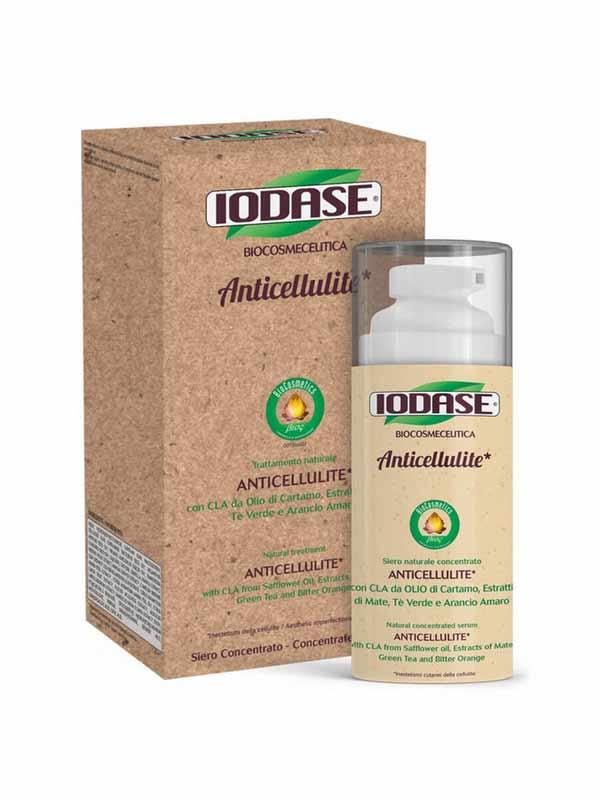 IODASE BIOCOSMECEUTICA ANTICELLULITE - TRATTAMENTO NATURALE - SIERO CONCENTRATO - 100 ML