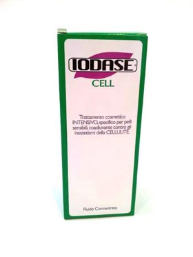 IODASE CELL FLUIDO CONCENTRATO 100 ML