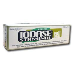 IODASE STAMINAL CELL crema anticellulite 200 ml