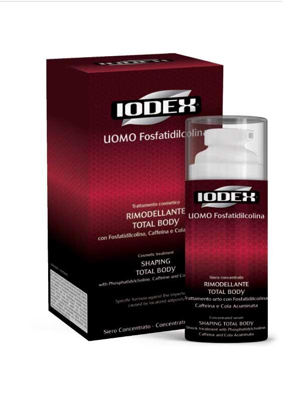 IODEX UOMO - RIMODELLANTE TOTAL BODY SIERO CONCENTRATO - 100 ML