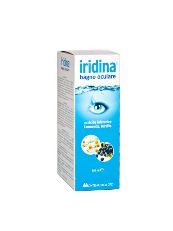 IRIDINA BAGNO OCULARE - 360 ML