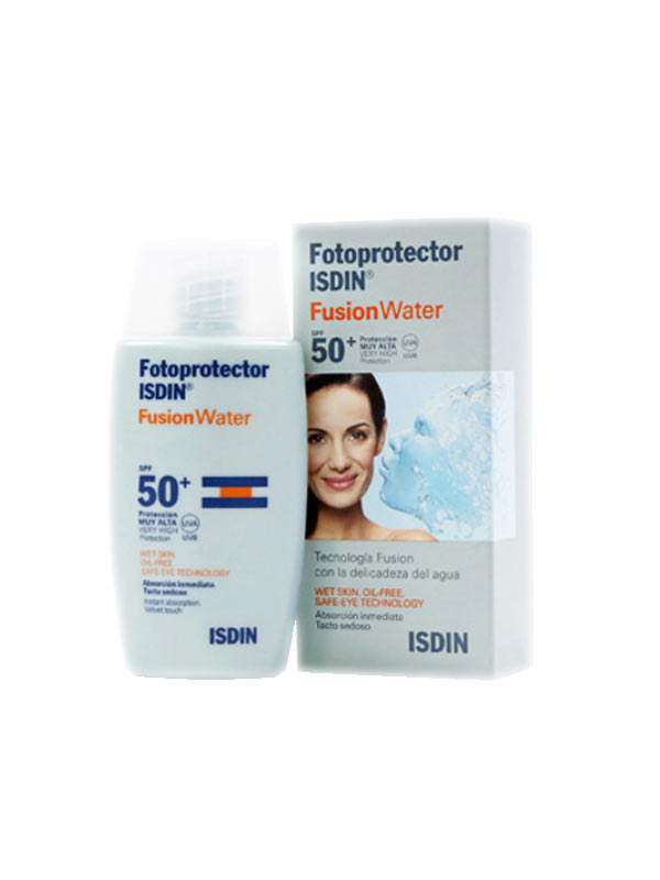 ISDIN FOTOPROTECTOR FUSION WATER SPF 50+ - 50 ML
