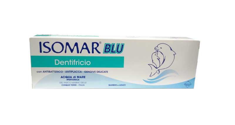 ISOMAR BLU BIO DENTIFRICIO MARINO 75 ML