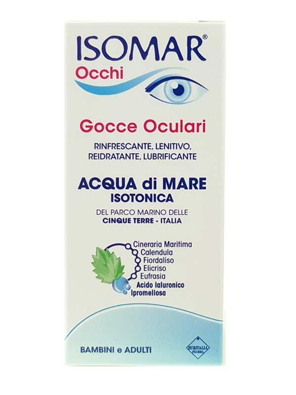 ISOMAR OCCHI GOCCE OCULARI FLACONE MULTIDOSE 10 ML