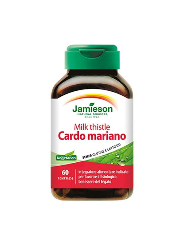 JAMIESON CARDO MARIANO MILK THISTLE 60 COMPRESSE