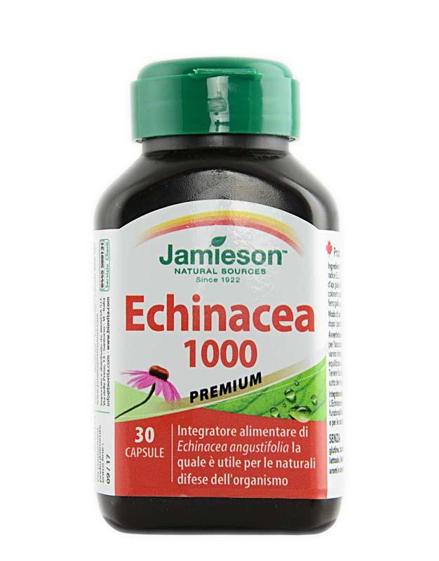 JAMIESON ECHINACEA 1000 30 CAPSULE