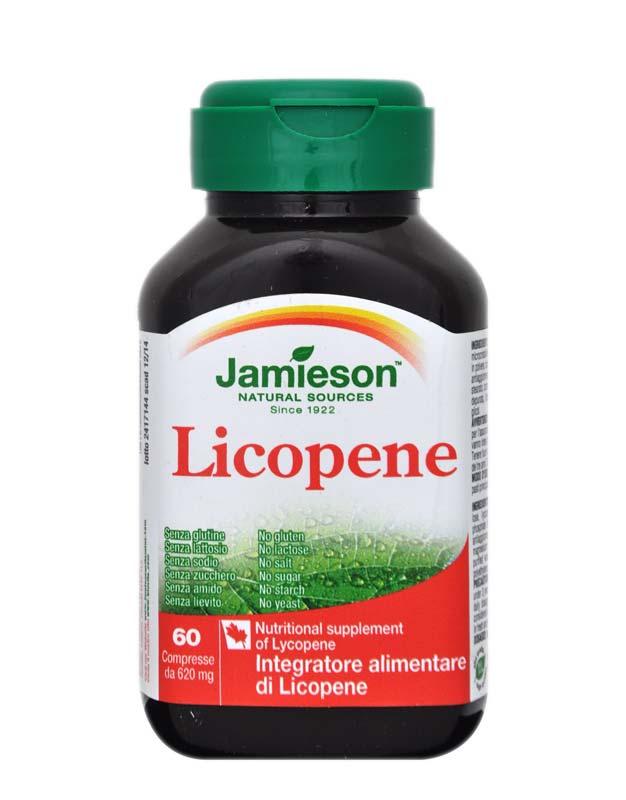 JAMIESON LICOPENE 60 COMPRESSE