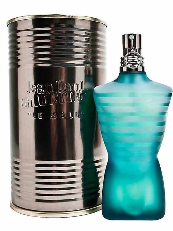 JEAN PAUL GAULTIER LE MALE EAU DE TOILETTE 125 ML SPRAY