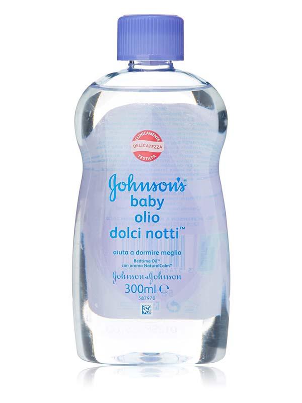 JOHNSON'S BABY OLIO DOLCI NOTTI 300 ML