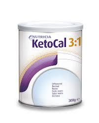 KETOCAL 3.1 ALIMENTO COMPLETO PER IL TRATTAMENTO NUTRIZIONALE DELL'EPILESSIA - 300 G