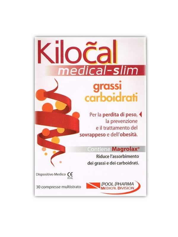 perdere peso kilocal