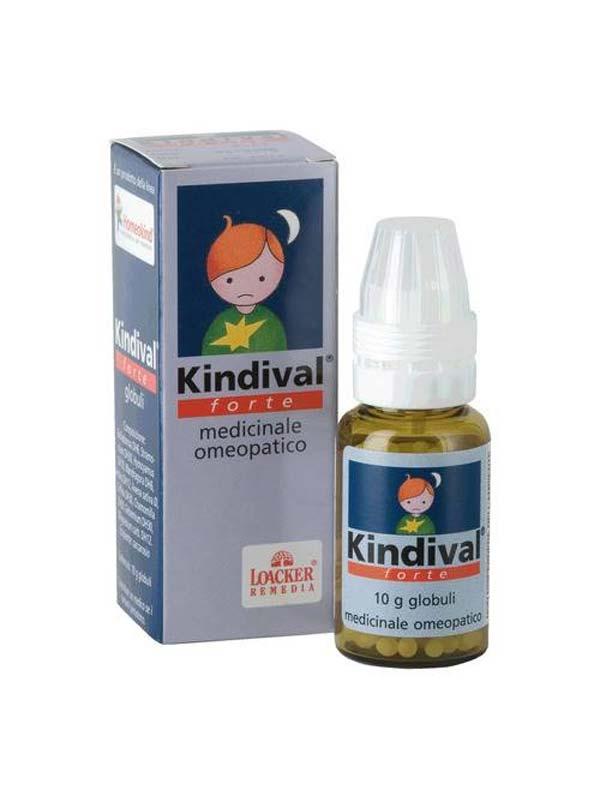 KINDIVAL® FORTE GLOBULI 10 G