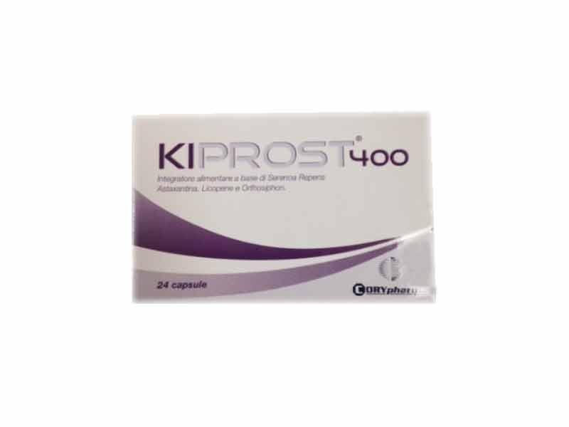 KIPROST 400 INTEGRATORE ALIMENTARE - 24 CAPSULE