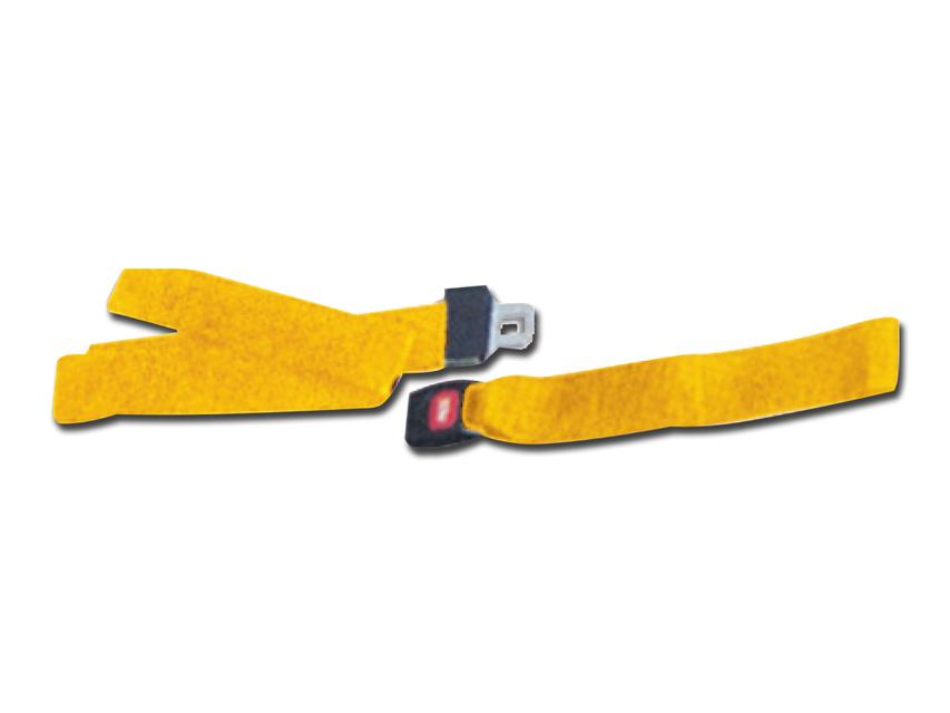 KIT 3 CINTURE - D - giallo