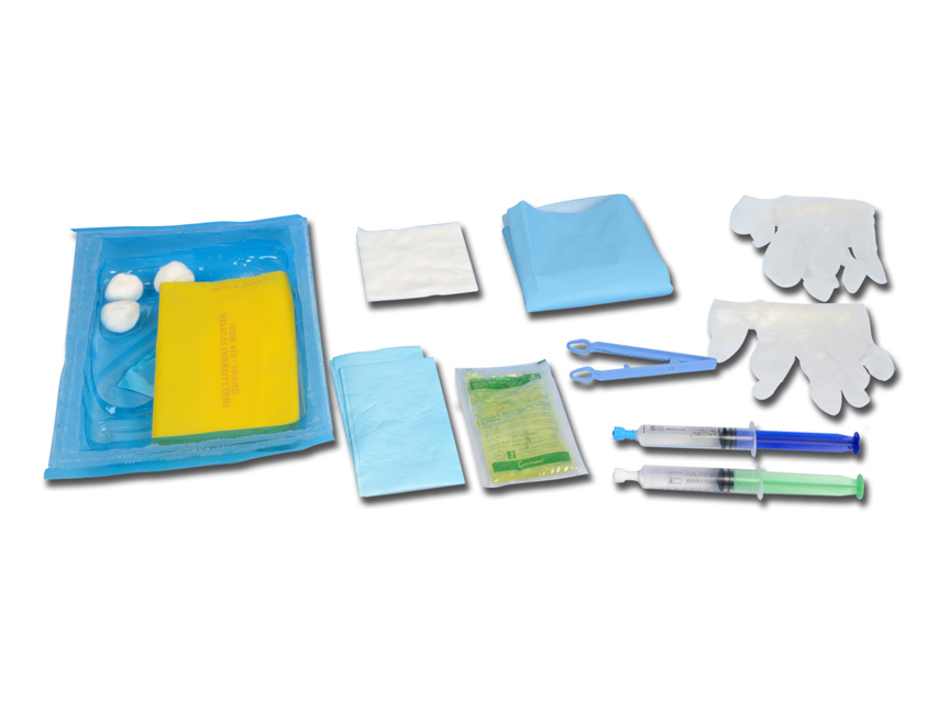 KIT CATETERISMO - sterile