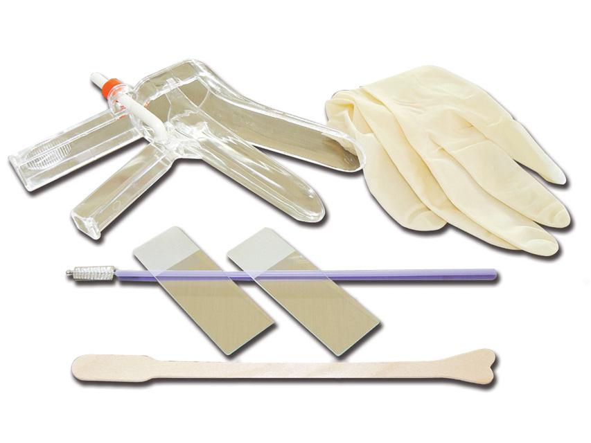 KIT PAP TEST - sterile - conf. da 50 pezzi