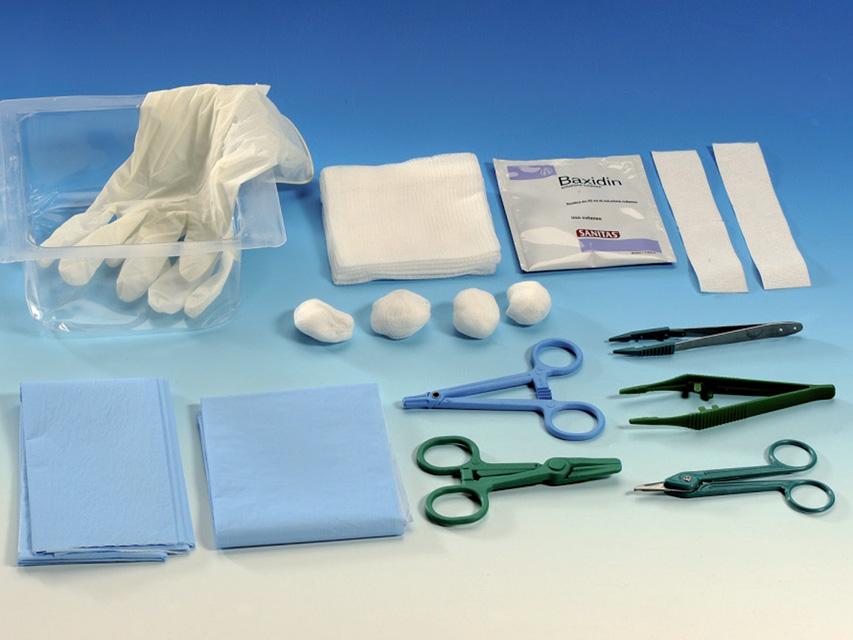 KIT SUTURA 2 - sterile