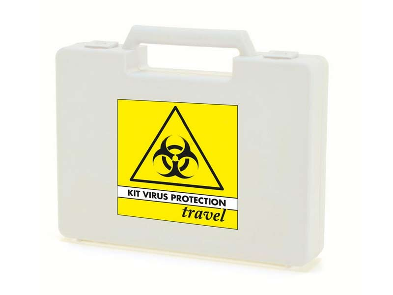 KIT VIRUS PROTECTION TRAVEL 8081