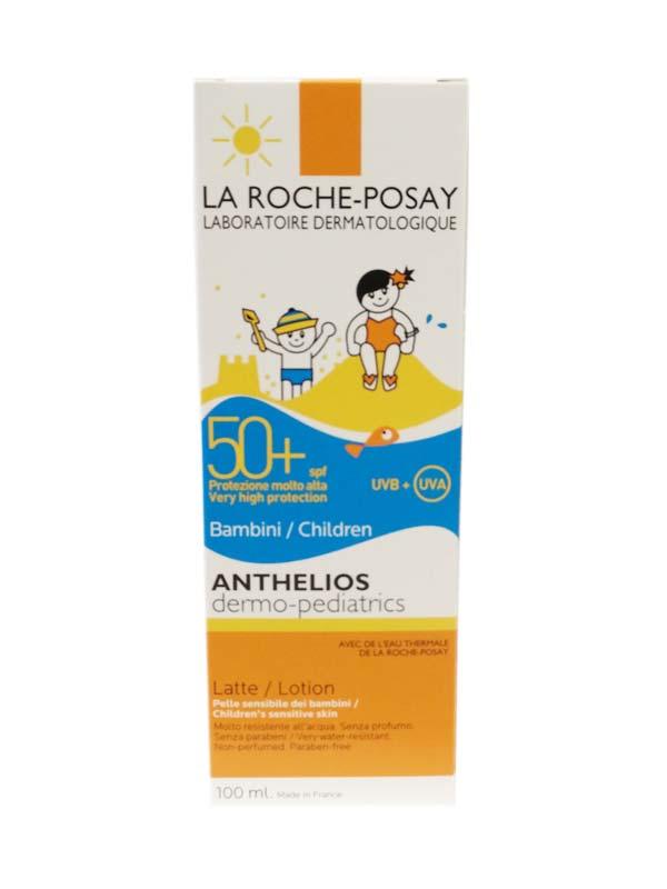 LA ROCHE POSAY ANTHELIOS DERMO PEDIATRICS LATTE SPF 50+ 100 ML