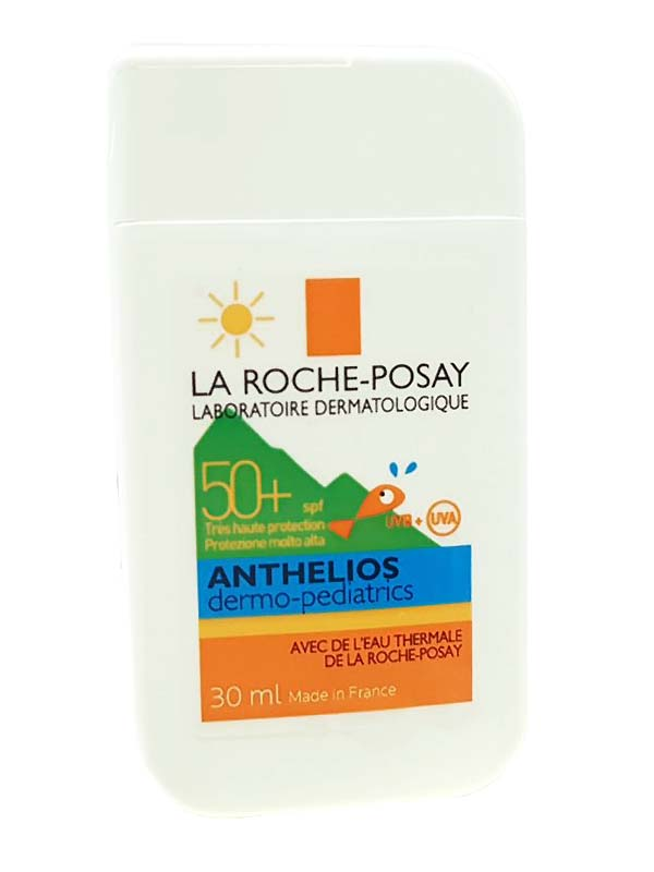 LA ROCHE POSAY ANTHELIOS DERMO PEDIATRICS POCKET LATTE SPF 50+ 30 ML
