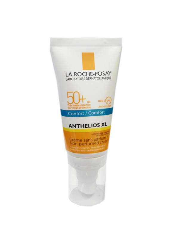 LA ROCHE POSAY ANTHELIOS XL COMFORT CREMA SENZA PROFUMO SPF 50+ 50 ML