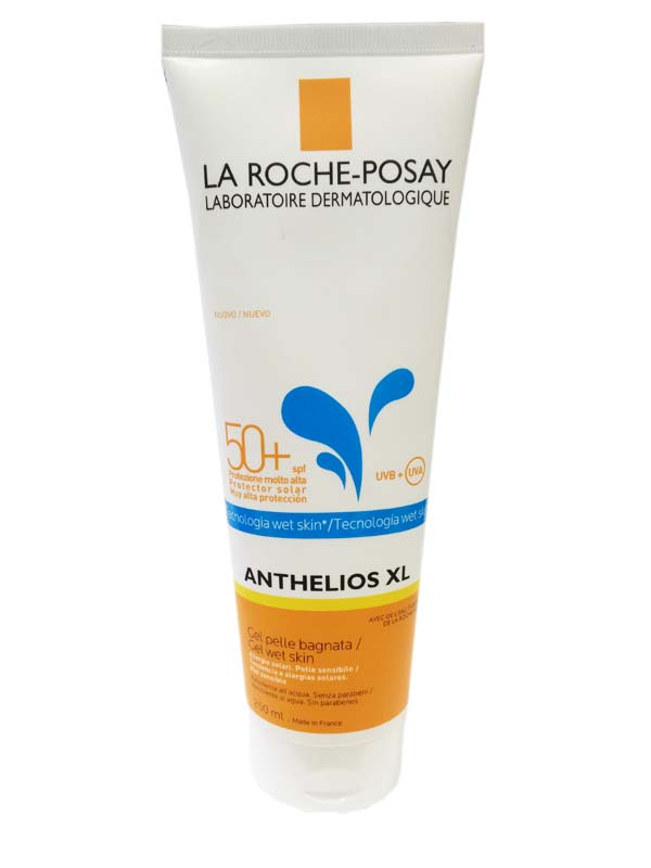LA ROCHE POSAY ANTHELIOS XL WET SKIN GEL PELLE BAGNATA SPF 50+ 250 ML