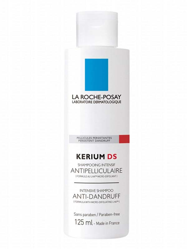 LA ROCHE POSAY KERIUM DS SHAMPOO INTENSIVO ANTIFORFORA 125 ML