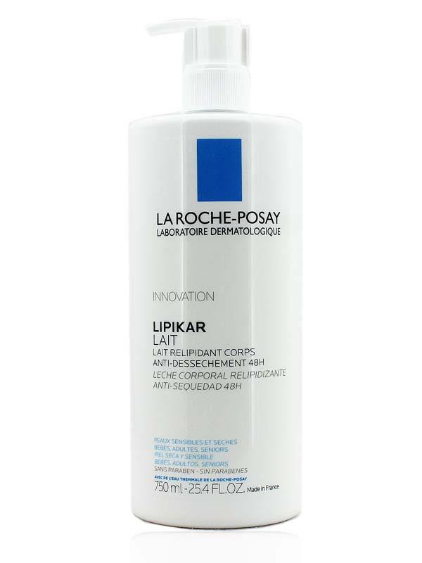 LA ROCHE POSAY LIPIKAR LAIT LATTE RELIPIDANTE CORPO 750 ML