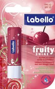 LABELLO FRUITY SHINE CHERRY 5,5 ML