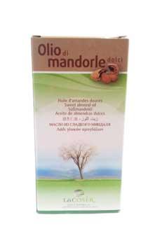 LACOSER OLIO DI MANDORLE DOLCI - 100 ML