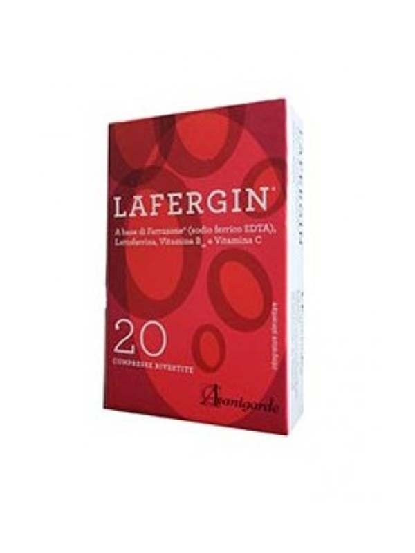 LAFERGIN 20 COMPRESSE