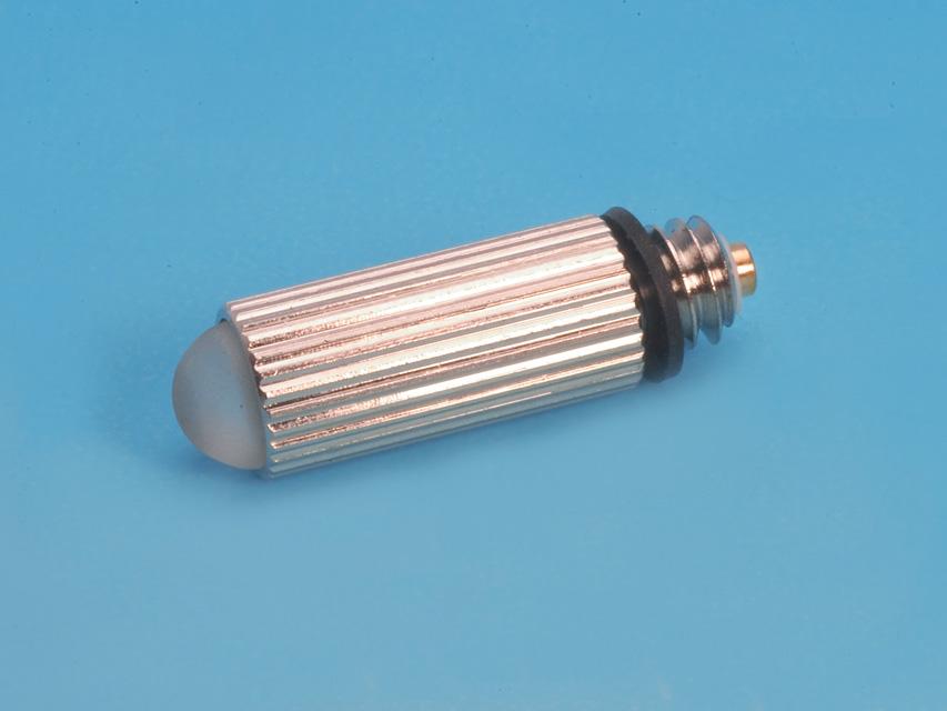 LAMPADINA GRANDE PER LARINGOSCOPI 2.7 V
