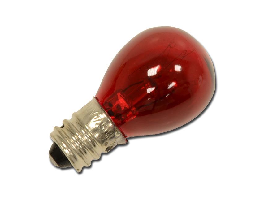 LAMPADINE RICAMBIO 7,5 W per apparecchio INFRAREX