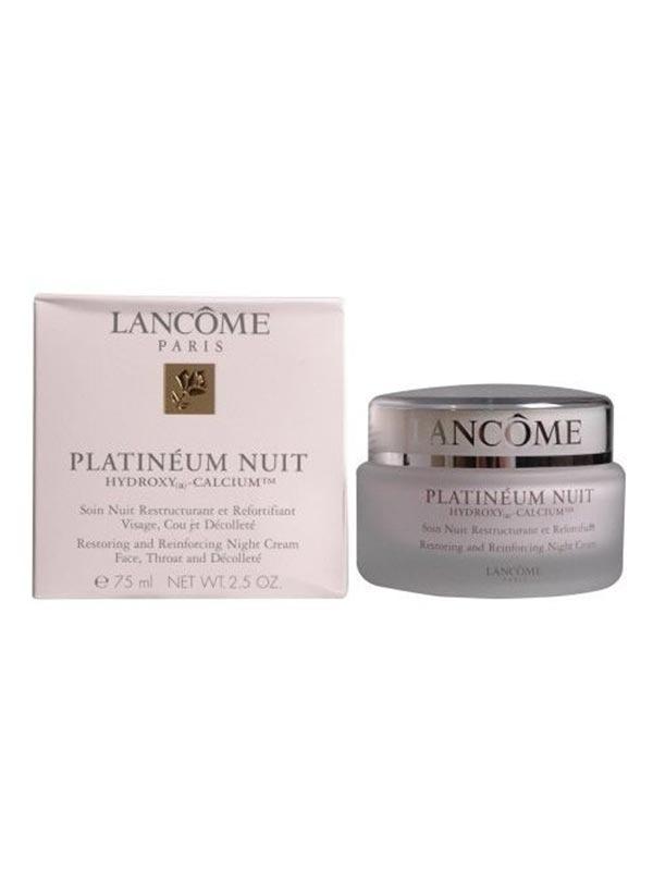 LANCOME PLATINEUM NUIT TRATTAMENTO NOTTE RISTRUTTURANTE RIFORTIFICANTE 75 ML