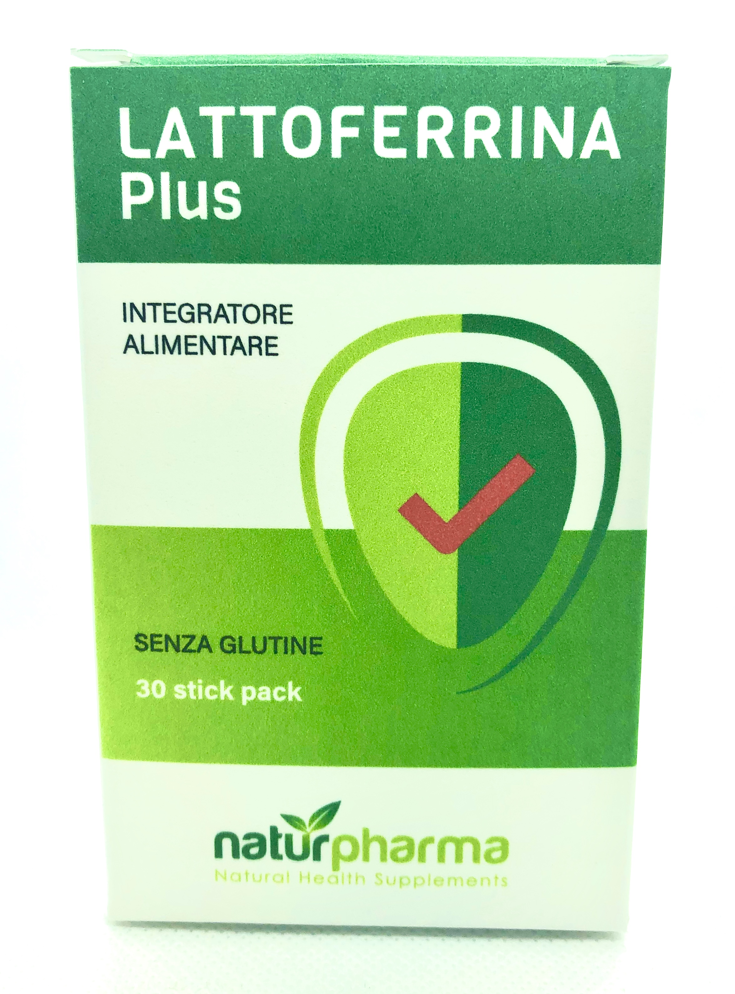 Lattoferrina Pura 30 Stick Pack da 1,2 gr