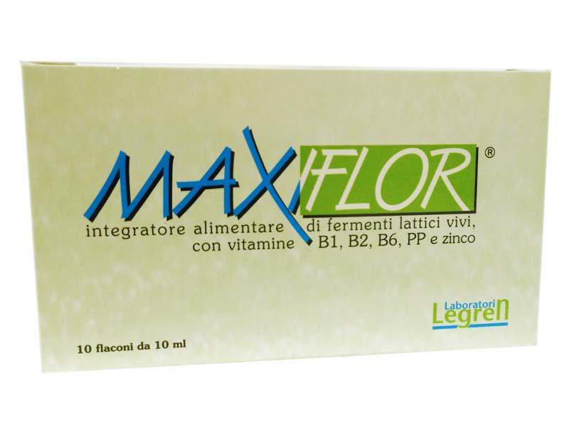 LEGREN MAXIFLOR® 10 FLACONCINI DA 10 ML
