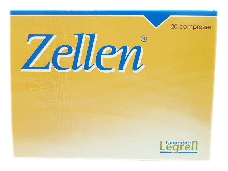 LEGREN ZELLEN 20 COMPRESSE
