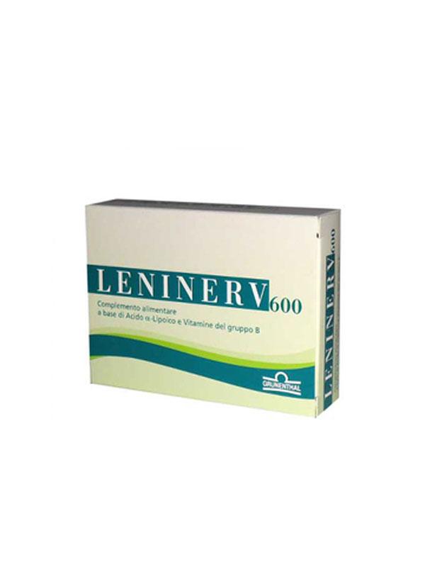 LENINERV 600 20 COMPRESSE