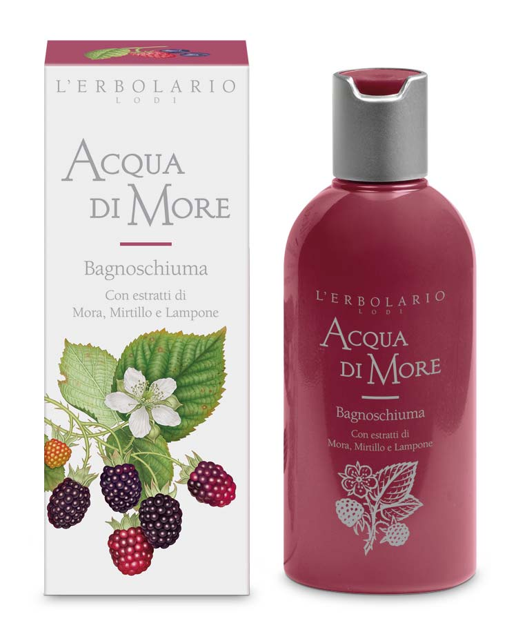 L'ERBOLARIO ACQUA DI MORE BAGNOSCHIUMA 250 ML